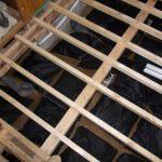 床下の湿気対策に床下調湿材設置